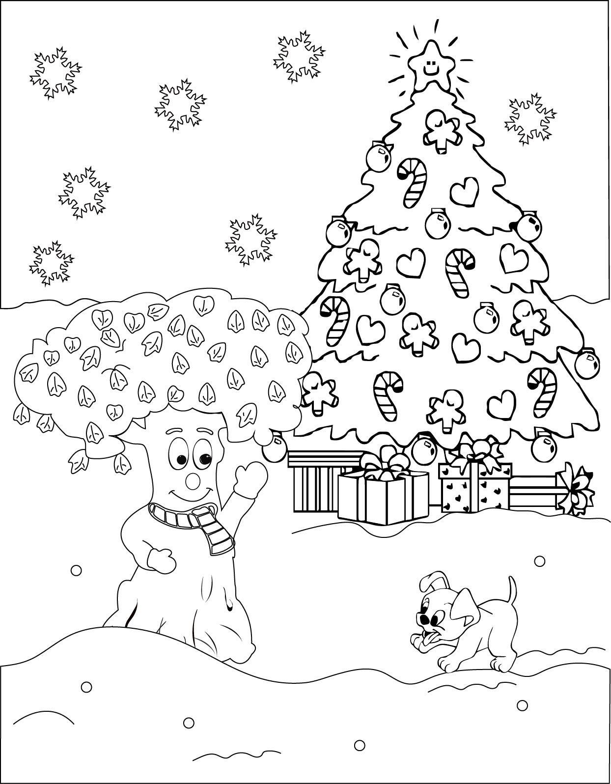 catalpin en navidad